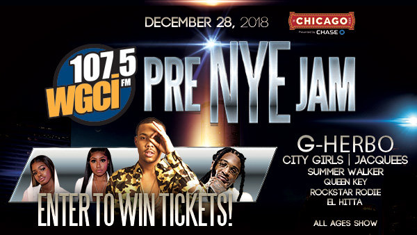 None -  Win Tickets to Pre New Year's Eve Jam