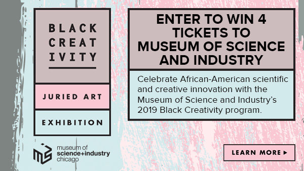 None - Win A 4-Pack Of Tickets To Museum Of Science And Industry