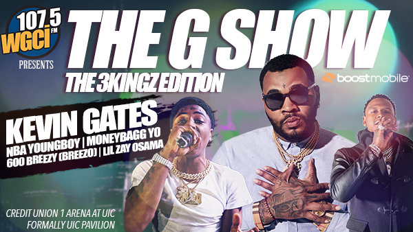 None -  Win Tickets To The G Show: 3Kingz Edition