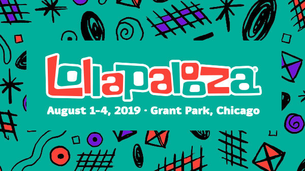 None -  Win 4-Day Passes to Lollapalooza 2019