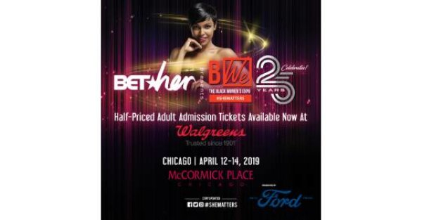 None - Win Tickets Courtesy of Ford To The Black Women's Expo