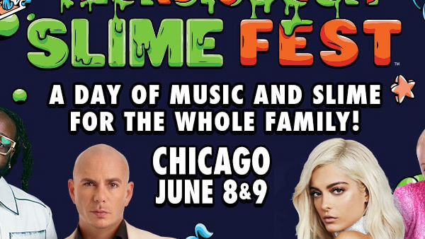 None -  Enter to win tickets to Nickelodeon's SlimeFest June 8th or 9th!
