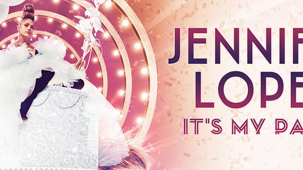 None -  Win Tickets To Jennifer Lopez's It's My Party Tour June 29th!