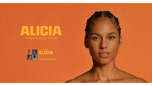 image for Win Tickets To See Alicia Keys