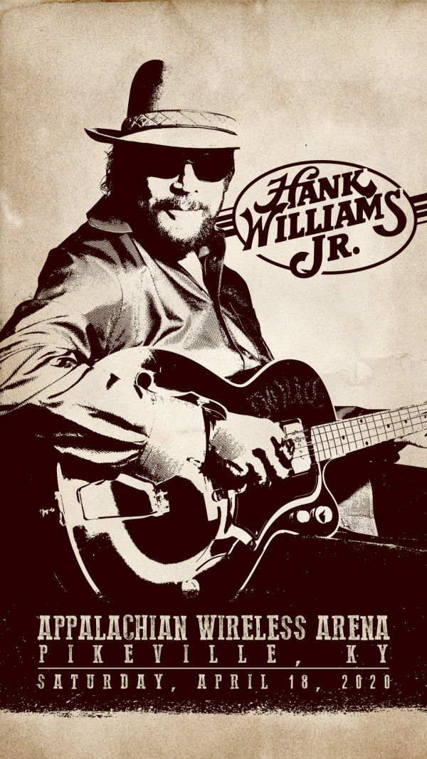 Win tickets to see Hank Jr!