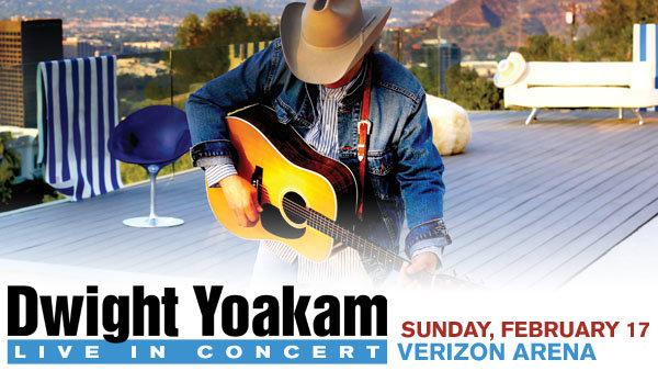None - Dwight Yoakam Ticket Giveaway!