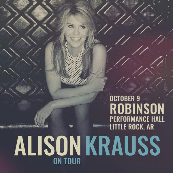 None - Alison Krauss Concert Tickets!