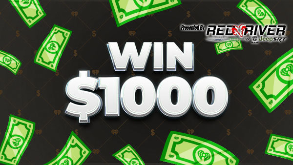None -   Track The Cash And Win $1000!
