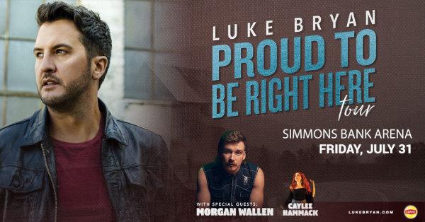 image for Win Luke Bryan Concert Tickets!