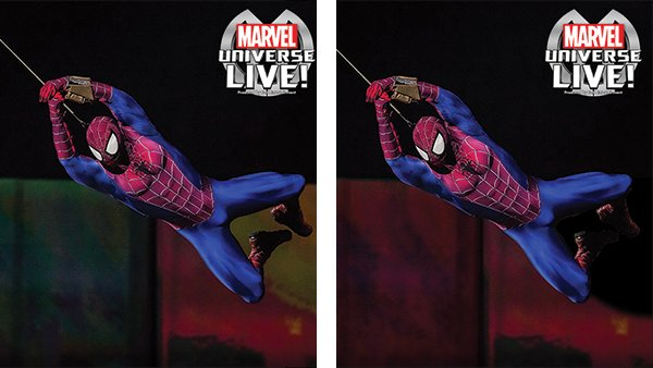 None -  Marvel Universe LIVE! Age of Heroes