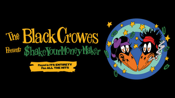None - Win Tickets to The Black Crowes!