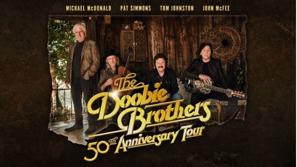 None - Win Tickets to The Doobie Brothers!