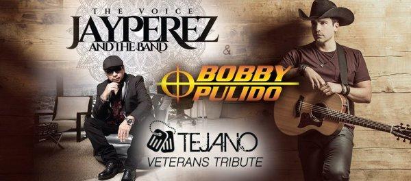 None - Win Tickets to Veterans Tejano Tribute Concert!