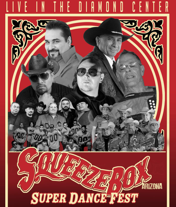 None -  Win Tickets to SqueezeBox AZ Super Dance Fest!