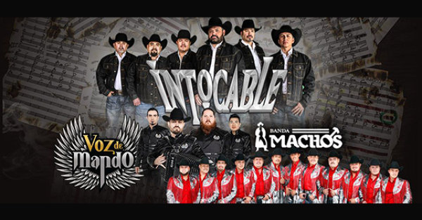 None - Win tickets to Intocable