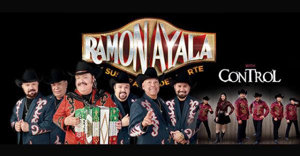 None - Win tickets to Ramon Ayala