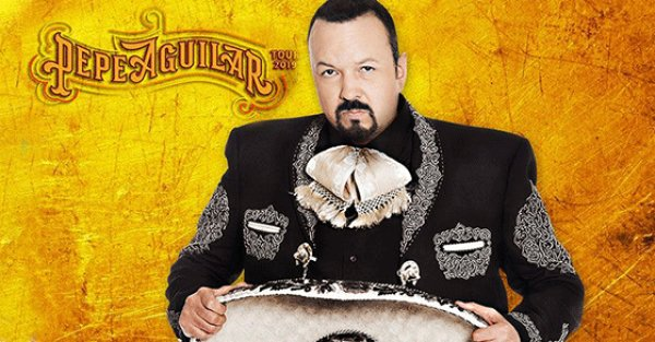 None - Win tickets to Pepe Aguilar!