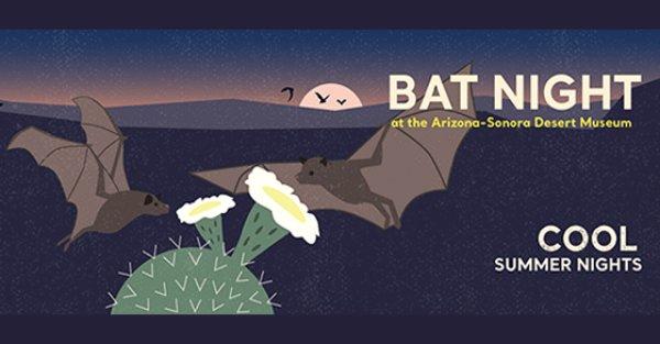 None - Win tickets to Bat Night!