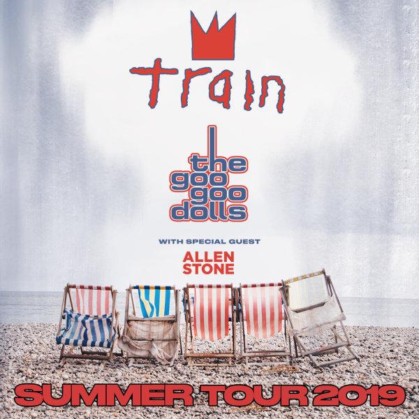 None - Enter to win Train & Goo Goo Dolls Tickets!