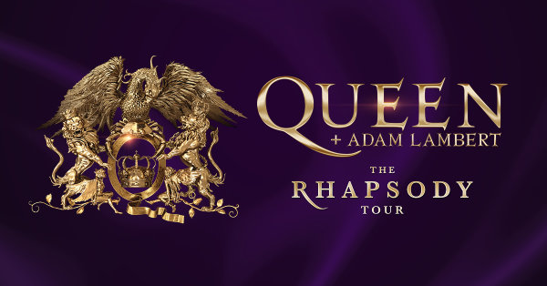 None - Win Tickets to see Queen with Adam Lambert!