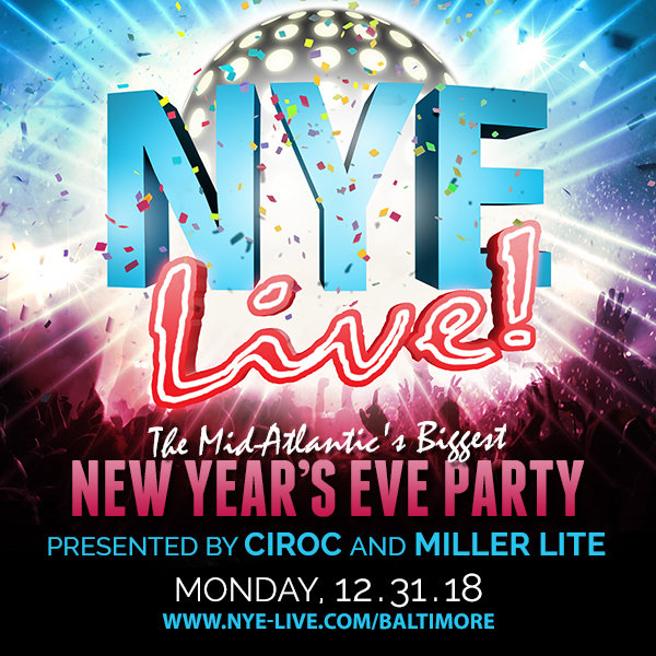None - Enter to Win New Year's Eve @ Power Plant Live Tickets & a $100 Lyft Code!