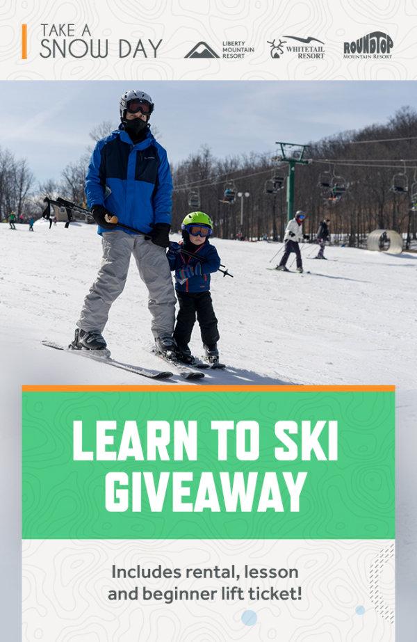 None - Win a Pair of Snowtime Ski Passes!