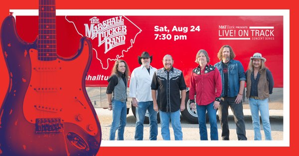 None - Enter to Win Marshall Tucker Band Tickets!
