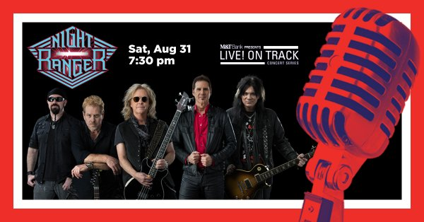 None - Enter to Win Night Ranger Tickets!