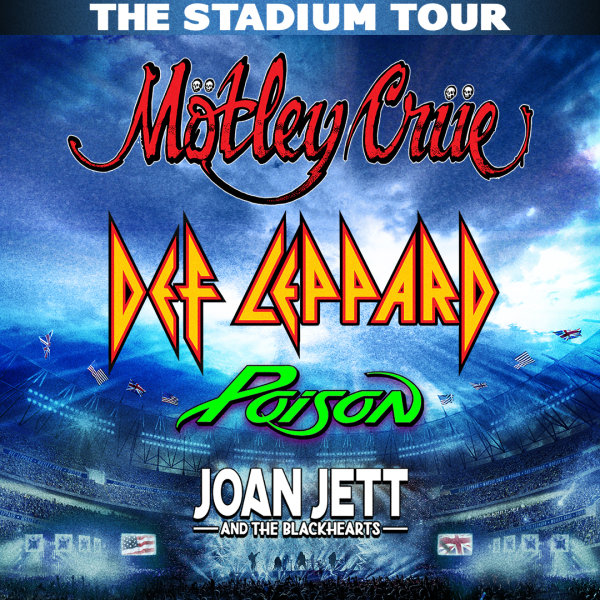 image for Win Motley Crue and Def Leppard Tickets!