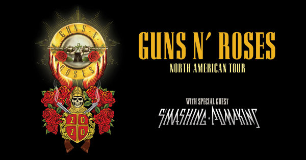 image for Enter to Win Guns N' Roses Tickets!