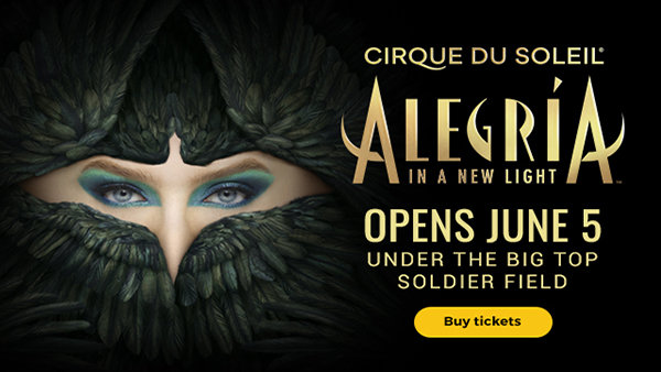 None - Win a pair of tickets to see Cirque du Soleil Alegria