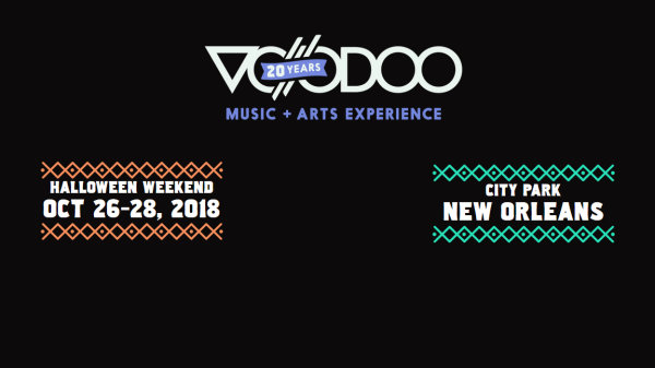 None - Voodoo Music + Arts Experience 2018