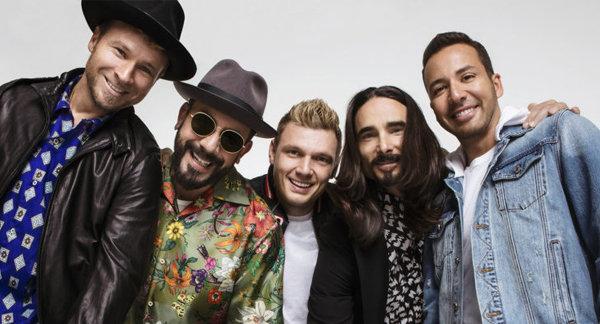 None - Backstreet Boys : DNA World Tour