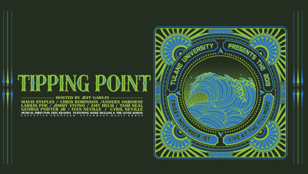 None - Tulane University Presents Tipping Point