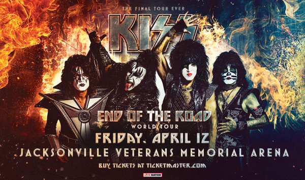 None -  KISS - End Of The Road World Tour