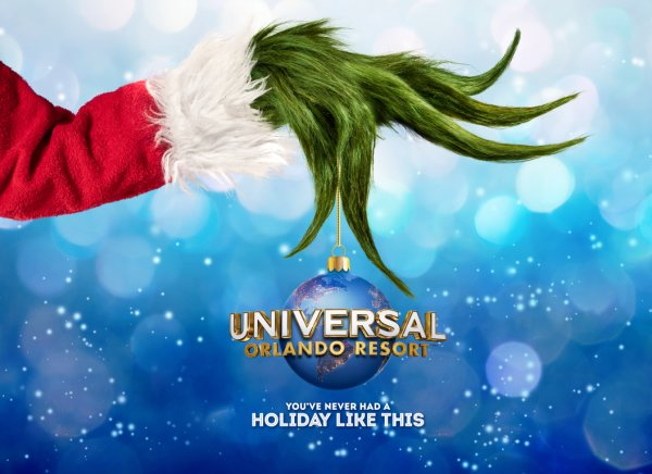 None - 107.3 THE RIVER WANTS TO SEND YOU TO UNIVERSAL ORLANDO RESORT™