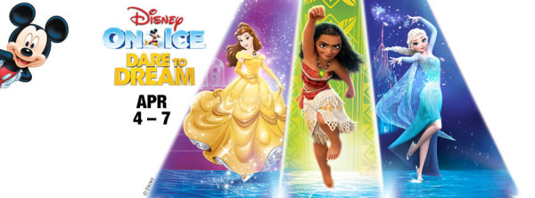 None - Disney On Ice Presents Dare To Dream