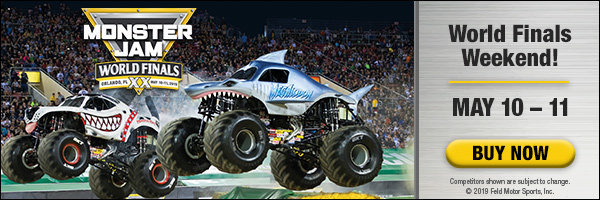 None - MONSTER JAM WORLD FINALS XX