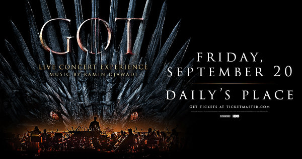 None - GAME OF THRONES® LIVE CONCERT EXPERIENCE