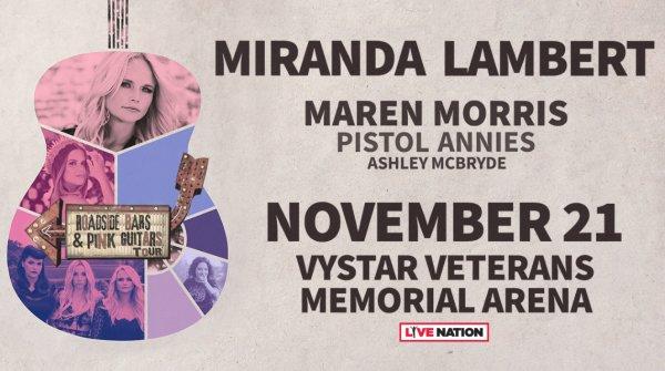 None - Miranda Lambert
