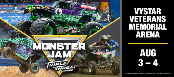 None -  Monster Jam Triple Threat Series