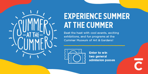 None - Summer At The Cummer Museum Of Art & Gardens