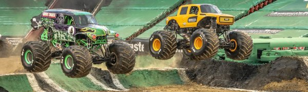 None - Monster Jam 2020!