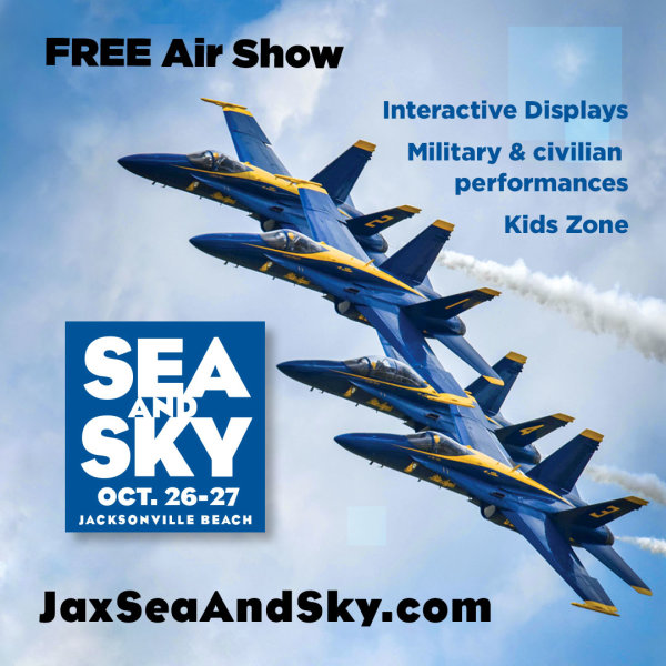 None - Sea & Sky Air Show VIP and Shuttle Pass