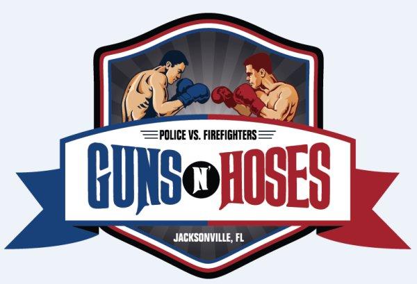 None - Guns N Hoses- Police Vs Fireman- 2020