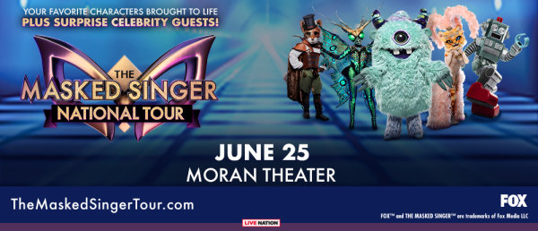 image for THE MASKED SINGER TOUR