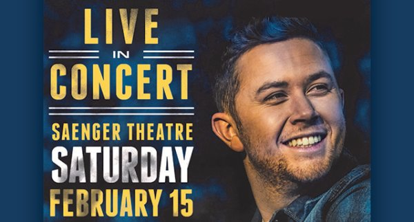 None - Scotty McCreery at Mobile Saenger Theatre