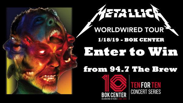 None - Metallica - BOK Center - 1/18/19