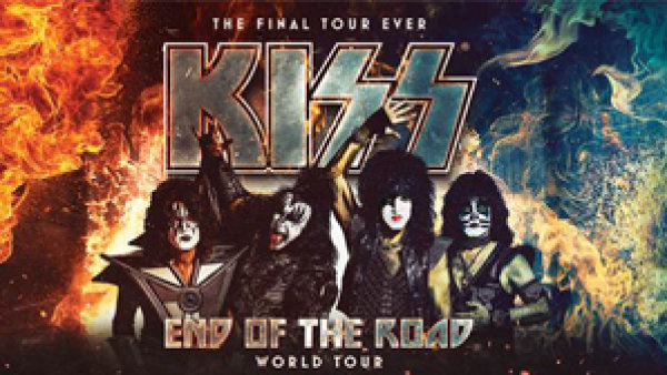 None - Win Tickets To See Kiss 2/26/19