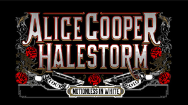 None - Win 2 Tickets To See Alice Cooper & Halestorm 7/28 @Zoo Apm